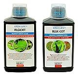 Easy Life Sparpack AlgExit 500 ml BlueExit 500 ml Power gegen Algen im Aquarium