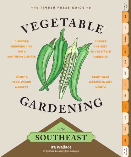 Compare Textbook Prices for The Timber Press Guide to Vegetable Gardening in the Southeast Regional Vegetable Gardening Series  ISBN 9781604693713 by Wallace, Ira