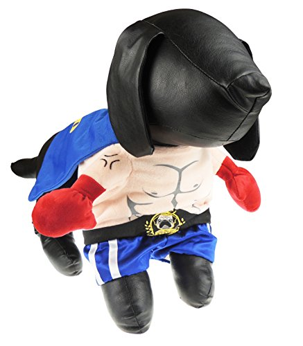 Super mignon chien chat déguisement Halloween drôle Costume Muscle Boxer
