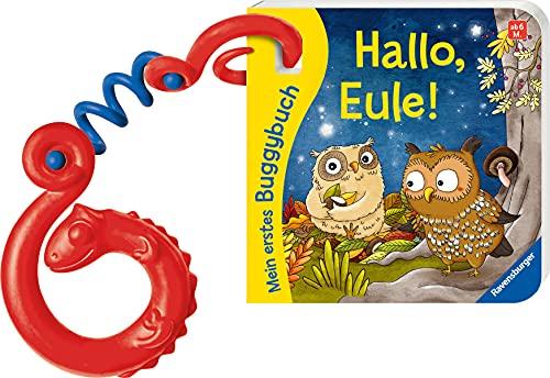 Mein erstes Buggybuch: Hallo, Eule!