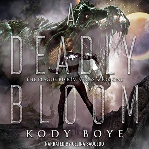 A Deadly Bloom cover art