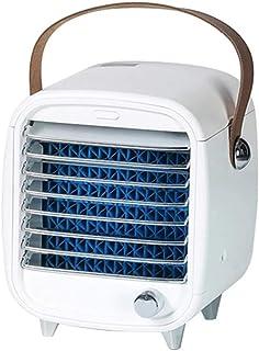 WHA Ventilador Aire Acondicionado USB Portátil 200 Ml Ventilador Aire Acondicionado Refrigeración Ártica Humidificador Ventilador Silencioso Ventilador Silencioso para Uso En El Hogar De La Oficina