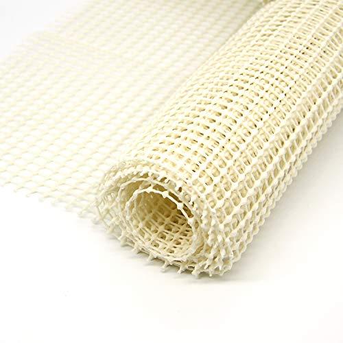 TROP Rutschfester Teppichstopper, zuschneidbar, Größe 200 x 80 cm - Teppichunterlage, Antirutschmatte