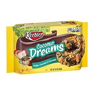 Keebler Coconut Dreams Cookies, Fudge, Caramel and Coconut, 8.5oz Tray (B00I8QYDDI) | Amazon price tracker / tracking, Amazon price history charts, Amazon price watches, Amazon price drop alerts