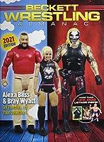 Beckett Wrestling Almanac 2021 (Beckett Wrestling Price Guide)
