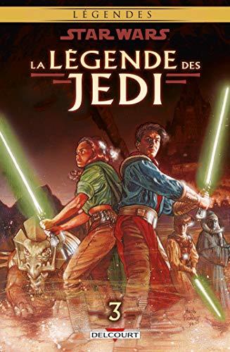 Star Wars - La Légende des Jedi T03: Le Sacre de Freedon Nadd