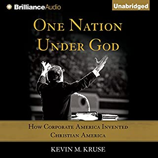 Page de couverture de One Nation Under God