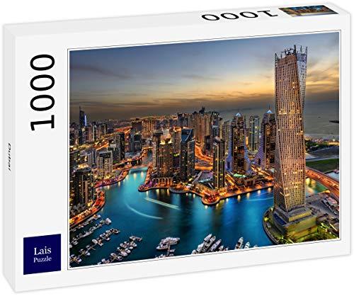 Lais Puzzle Dubai 1000 Pezzi