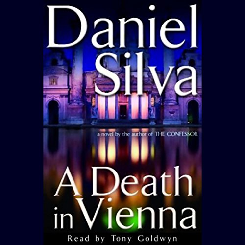 A Death in Vienna audiobook cover art