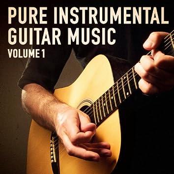 Pure Instrumental Guitar Music, Vol. 1