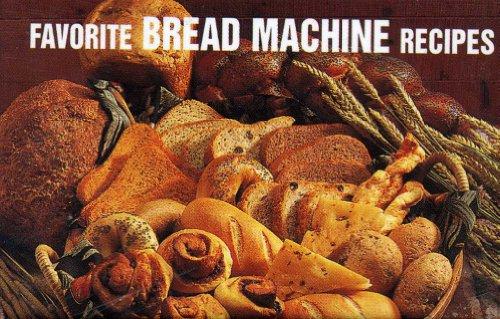 Favorite Bread Machine Recipes (Magnetic Book)