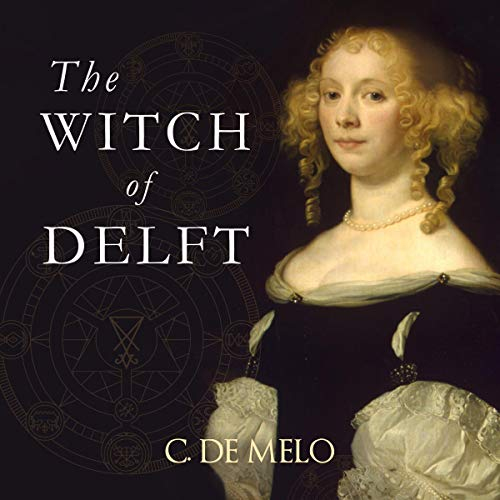 『The Witch of Delft』のカバーアート
