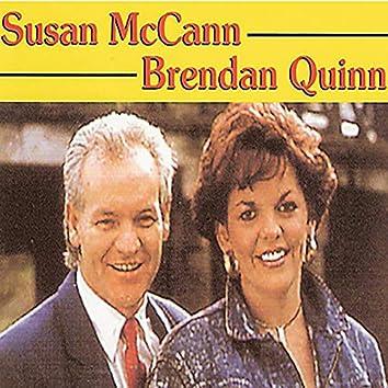 Susan McCann & Brendan Quinn