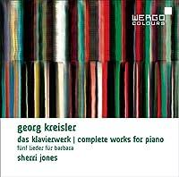 Kreisler:Das Klavierwerk