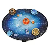 Kids Puzzle Toy for 4-10 Year Old, Learning Toy Gift for Boys Girls Age 5-9 Kid Solar System Planets...
