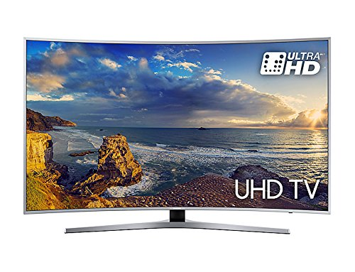 Samsung UE49MU6500U 49' 4K Ultra HD Smart TV Wi-Fi Nero, Argento