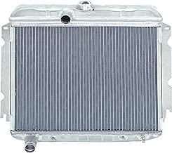 OER Authorized MA2236A 1967-69 A-Body 273, 318, 340 V8 With Automatic Trans 2 Row Aluminum Desert Cooler Radiator Barracuda, Dart, Valiant