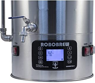 robobrew pump