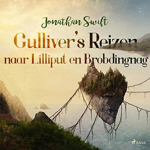 Gulliver's Reizen naar Lilliput en Brobdingnag cover art