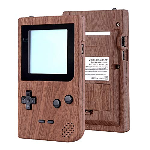 eXtremeRate Carcasa para Gameboy Pocket GBP Accesorios Funda Protector Suave Placa Cubierta...