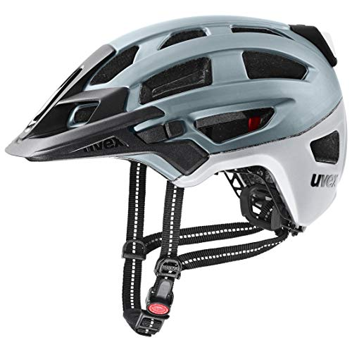 uvex Unisex– Erwachsene, finale light 2.0 Fahrradhelm, spaceblue mat, 56-61 cm