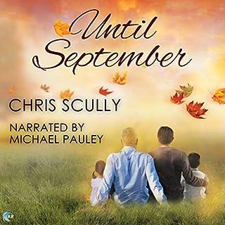Until September audiobook cover art