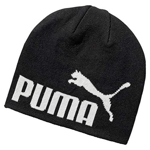 PUMA Erwachsene Mütze ESS Big Cat, Puma Black, One Size, 52925