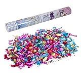 CABLEPELADO Cañon lanzador de confeti 1 M Multicolor