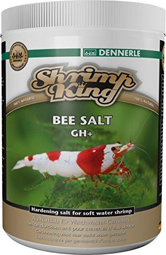 Shrimp King Bee Salt GH+ 1000 g -Multi-Mineralsalz für Weichwassergarnelen
