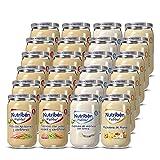 Nutribén Pack de 24 Potitos en Sabores Variados, Desde los 6 Meses, 24 x 235gr