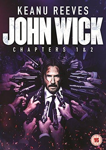 John Wick 1 & 2 (2 Dvd) [Edizione: Regno Unito] [Reino Unido]
