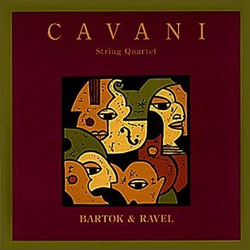 Ravel: String Quartet in F major - Bartok: String Quartet No. 4