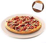 Best Pizza Stones - Pizza Stone, Round Pizza Stone for Grill Review