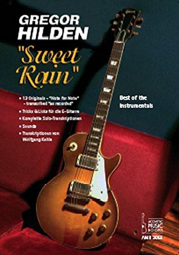 Sweet Rain, Best of Instrumentals, für E-Gitarre