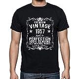 Premium Vintage Year 1957 Cumpleaños de 64 años, Regalo cumpleaños Hombre, Camisetas Hombre cumpleaños, Vendimia Prima Camiseta Hombre, Camiseta Regalo, Regalo Hombre