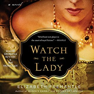 Watch the Lady audiobook cover art