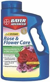Bayer 502610B 2-in-1 Systemic Rose & Flower Care Granules - 5 lb.