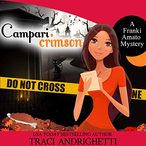 Campari Crimson audiobook cover art