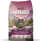 4health Untamed Glacial Stream Recipe Salmon & Lentil Formula Cat Food, 6 lb. Bag (6 lbs)