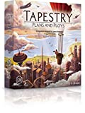 Tapestry: Plans & Ploys Expansion - Strategy Board Game for 1-5 Players