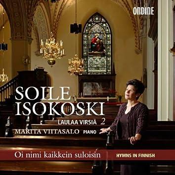 Isokoski, Soile: Finnish Hymns