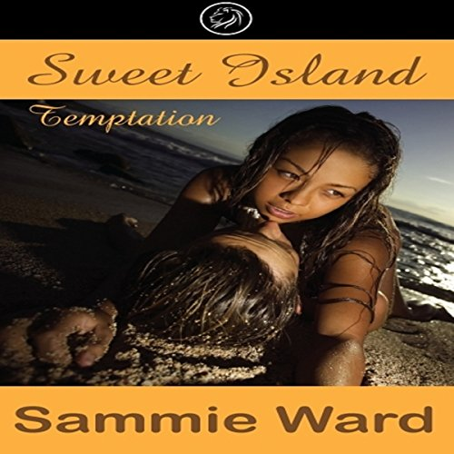 Sweet Island Temptation audiobook cover art