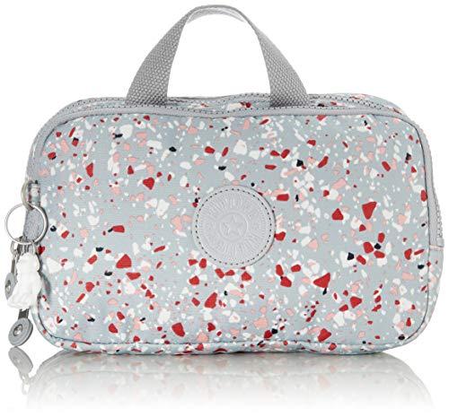 Kipling JACONITA Beauty Case, 22 cm, 3 L, Multicolore (Speckled)