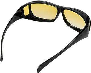 42d5700eba LouiseEvel215 Hombre Mujer Noche Gafas de Conducir Gafas de Sol de  Seguridad UV 400 Gafas Protectoras