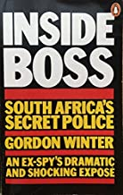 Inside BOSS: South Africa's secret police