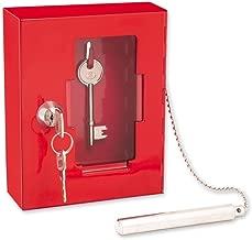 Sterling EB01 Emergency Key Box with Break Glass Hammer