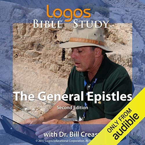 The General Epistles audiobook cover art