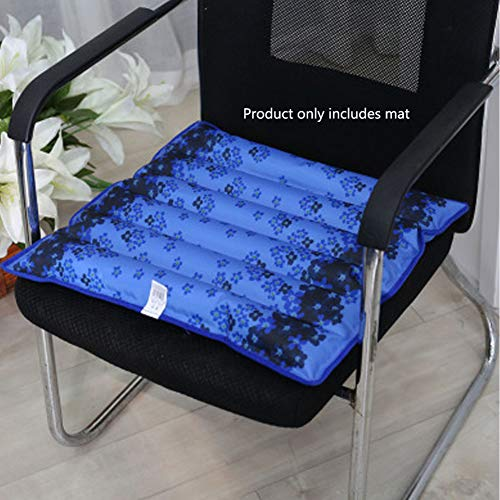 FXDCQC Sommer- Cool Komfortabel Cooles Pad, Hohe Qualität Dauerhaft Umweltschutz Cooles Pad, Gelten Familie Büro Schlafsaal(45×45cm F)