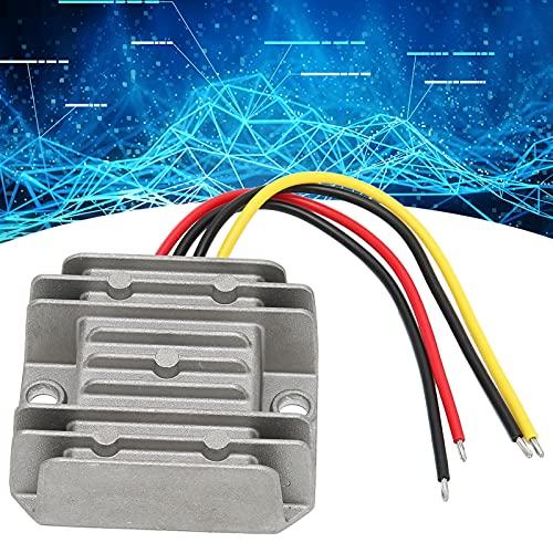 Adaptateur d'alimentation CC-CC, convertisseur de tension de résistance à la poussière pour véhicule de camion automatique