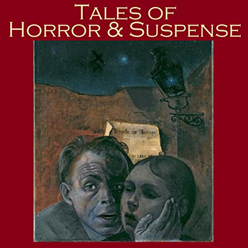 Tales of Horror and Suspense audiobook cover art
